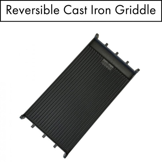 ZLINE Reversible Cast Iron Griddle, GR1 - Farmhouse Kitchen and Bath