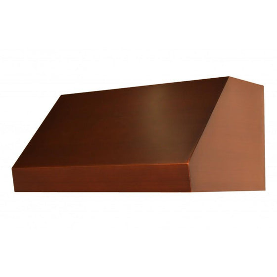 "ZLINE 36"" Copper Under Cabinet Range Hood 8685C-36 - Farmhouse Kitchen and Bath"