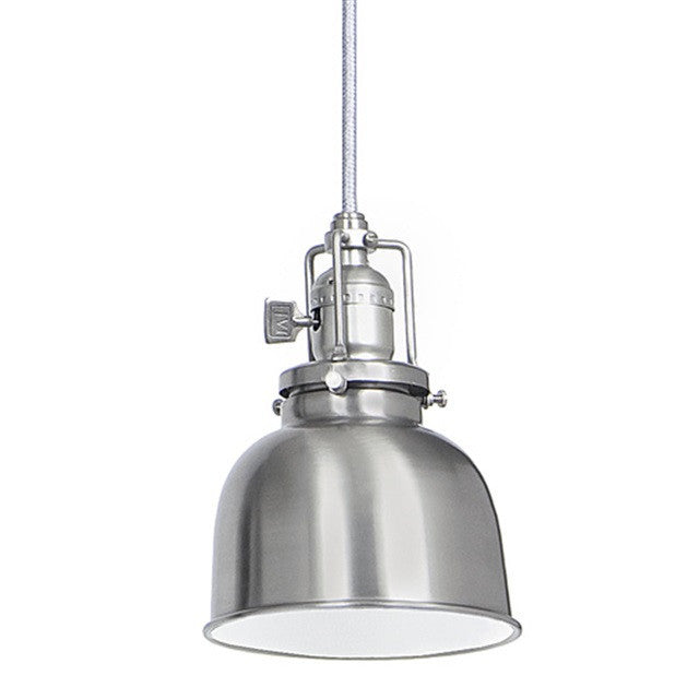 JVI Designs 1 Light Union Square Pendant, 1200 M2 - Farmhouse Kitchen and Bath
