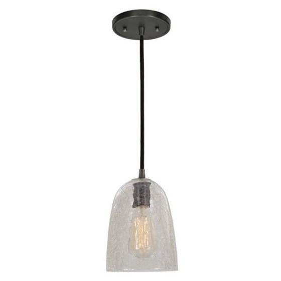 JVI Design One Light Grand Central Pendant 6  CRACKLED RAMONA 1300-18 G4 CK  sc 1 st  Farmhouse Kitchen and Bath & Lighting - Farmhouse Kitchen and Bath