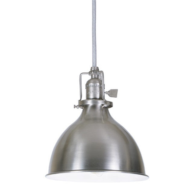 JVI Designs 1 Light Union Square Pendant,15' Cord, 1201 M4 - Farmhouse Kitchen and Bath