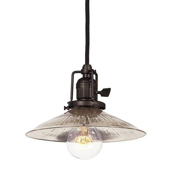 JVI Designs 1 Light Union Square Pendant, 1200 S1 SR - Farmhouse Kitchen and Bath