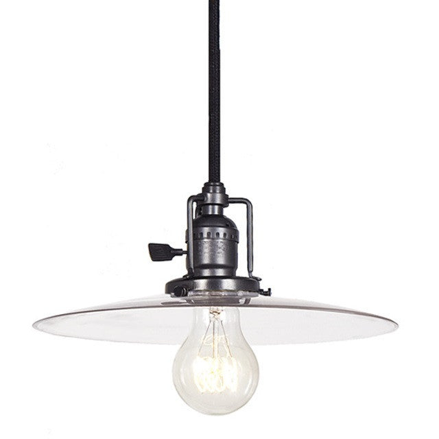 JVI Designs 1 Light Union Square Pendant, 1200 S6 - Farmhouse Kitchen and Bath
