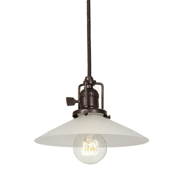 JVI Designs 1 Light Union Square Pendant, 1200 S1 F - Farmhouse Kitchen and Bath