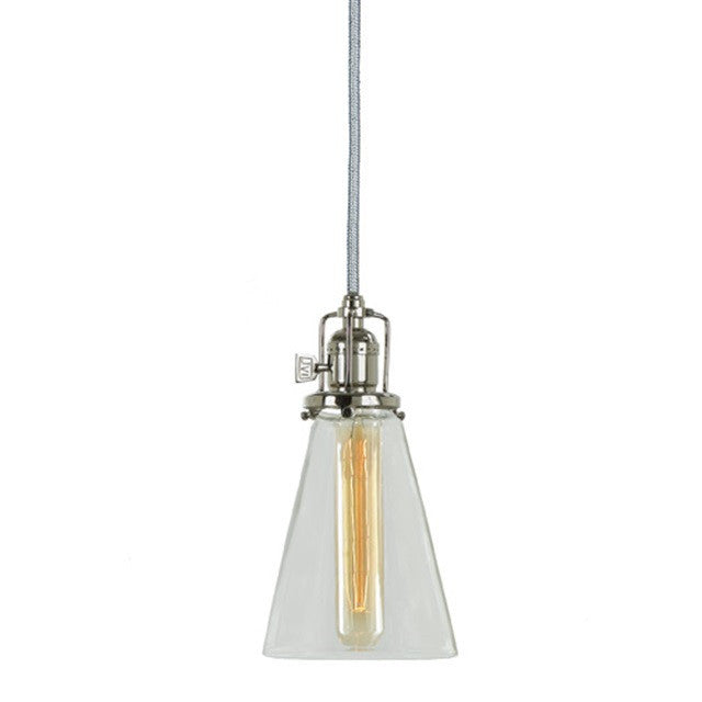 JVI Designs 1 Light Union Square Pendant, 1201 S10 - Farmhouse Kitchen and Bath