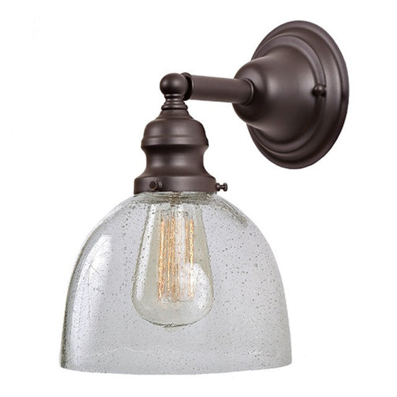 "JVI Designs 1 Light Union Square 7""Sconces, 1210 S5 CB - Farmhouse Kitchen and Bath"