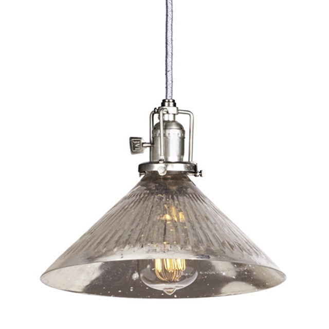 JVI Designs 1 Light Union Square Pendant, 1201 S2 SR - Farmhouse Kitchen and Bath