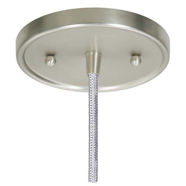 "JVI Designs 1 Light Grand Central Pendant 6""Cone, 1300 G1 AM - Farmhouse Kitchen and Bath"