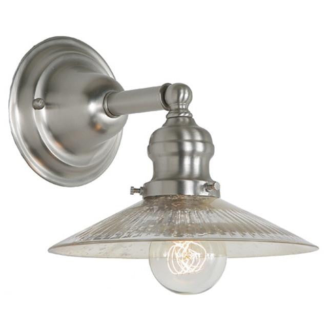 JVI Designs 1 Light union Square Scones, 1210 S1 SR - Farmhouse Kitchen and Bath