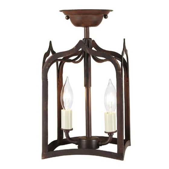 JVI Designs Tiny Gothic Lantern, 3000 - Farmhouse Kitchen and Bath