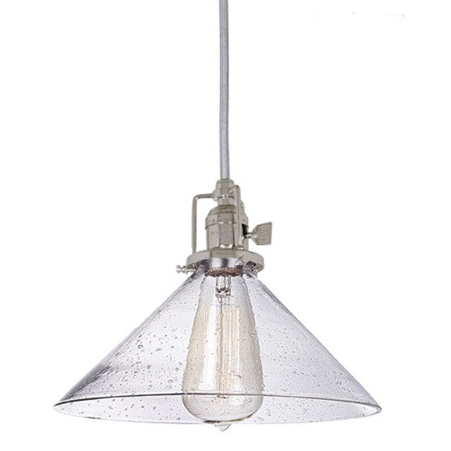 JVI Designs 1 Light Union Square Pendant, 1201 S2 CB - Farmhouse Kitchen and Bath
