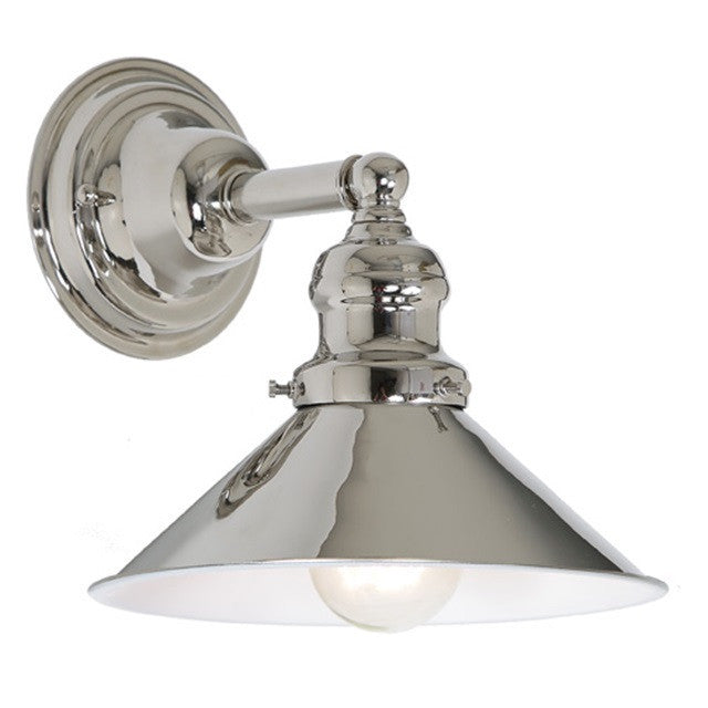 "JVI Designs 1 Light Union Square 8"" Sconces, 1210 M3 - Farmhouse Kitchen and Bath"