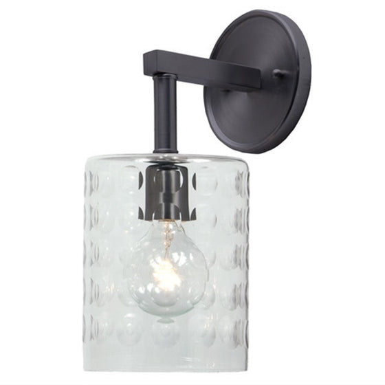 "JVI Designs 1 Light Grand Central 6"" Sconces 1303, G10 - Farmhouse Kitchen and Bath"
