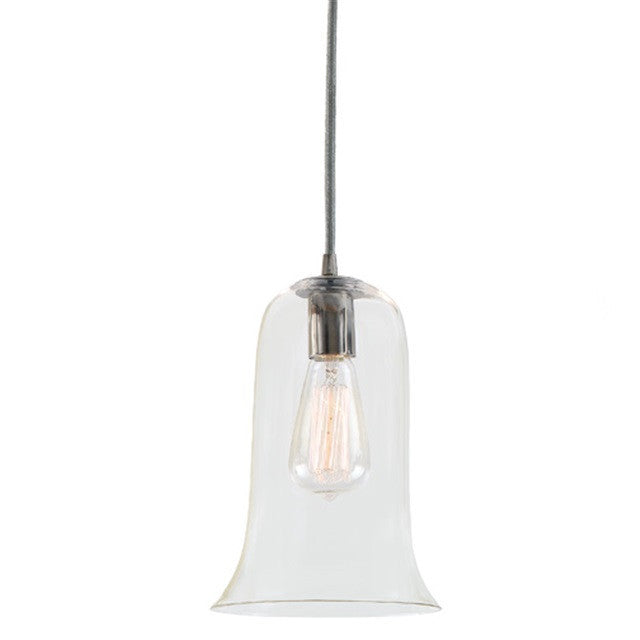 JVI Designs 1 Light Grand Central Pendant, 1300 G7 - Farmhouse Kitchen and Bath