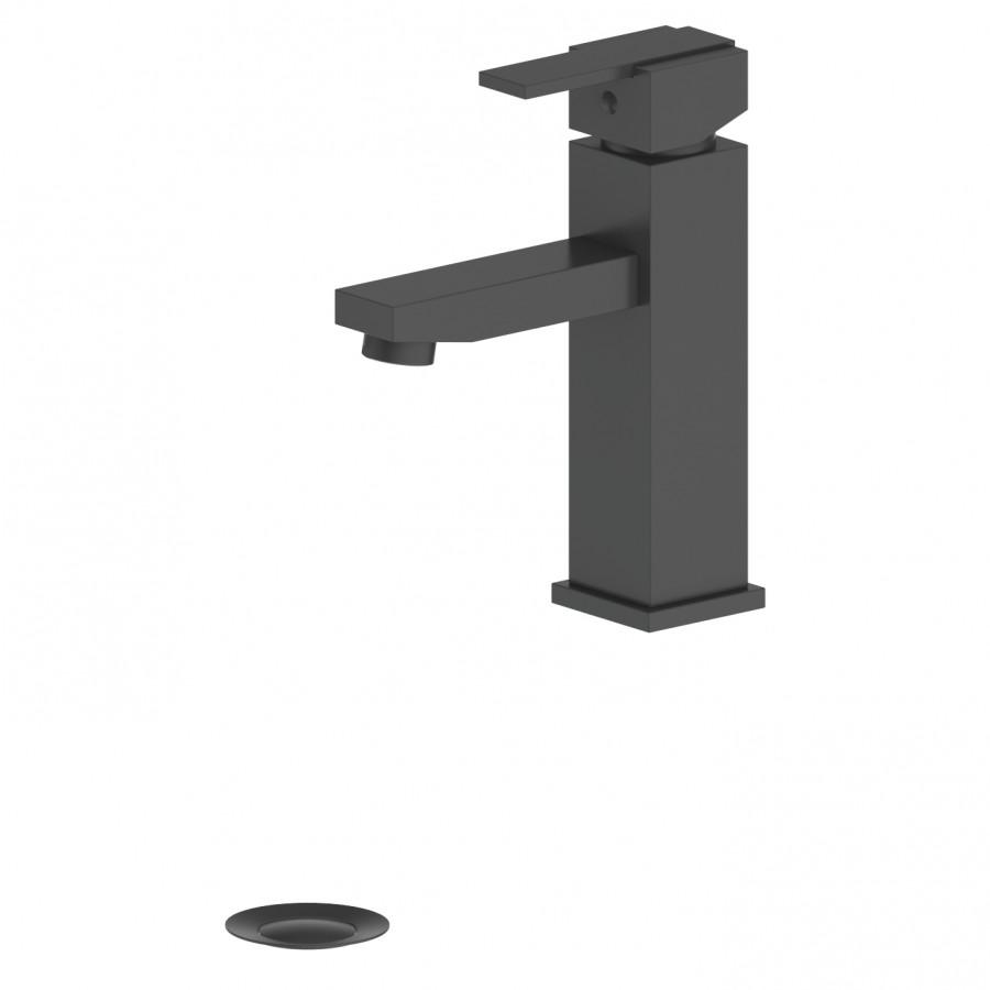 ZLINE Spooner Bath Faucet in Electric Matte Black, 31-0295-EMB - Farmhouse Kitchen and Bath