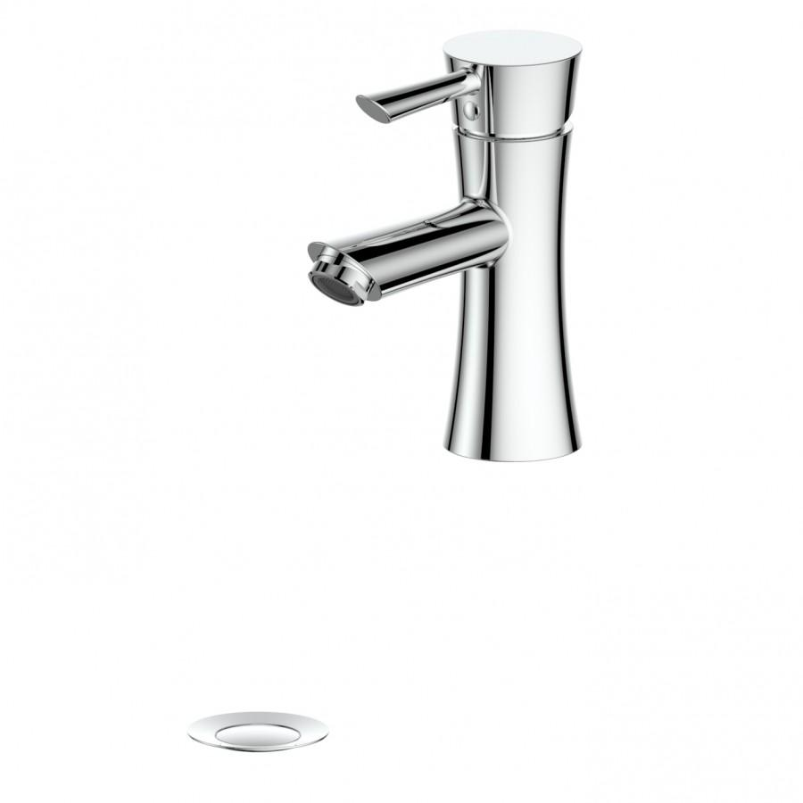 ZLINE Donner Bath Faucet in Chrome, 31-0300-CH - Farmhouse Kitchen and Bath