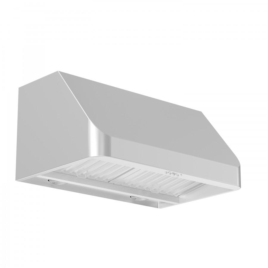 "ZLINE 60"" UNDER CABINET RANGE HOOD (520-60) - Farmhouse Kitchen and Bath"