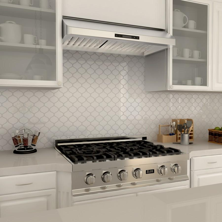 "ZLINE 30"" Under Cabinet Stainless Steel Range Hood 619-30"