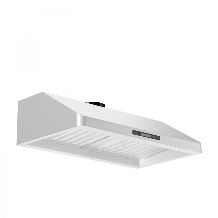 "ZLINE 30"" Under Cabinet Stainless Steel Range Hood 619-30 - Farmhouse Kitchen and Bath"