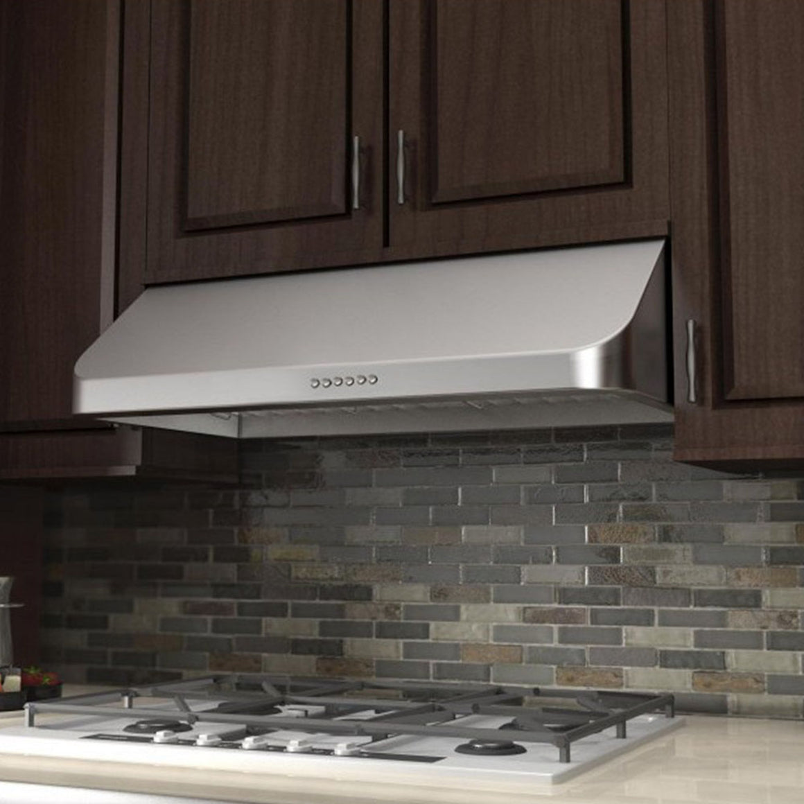 "ZLINE 36"" Under Cabinet Stainless Steel Range Hood 623-36"