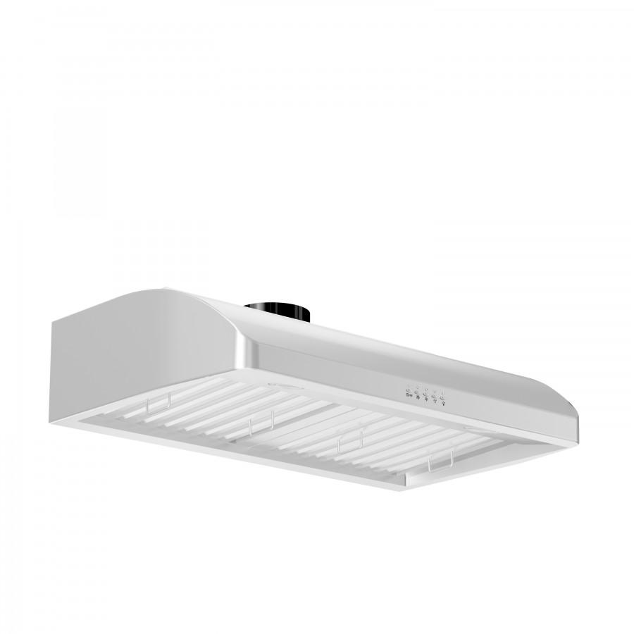 "ZLINE 48"" Under Cabinet Stainless Steel Range Hood 625-48"