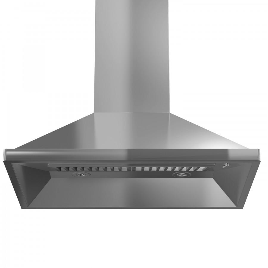"ZLINE 36"" Remote Single Blower Wall Range Hood, 696-RS-36-400 - Farmhouse Kitchen and Bath"