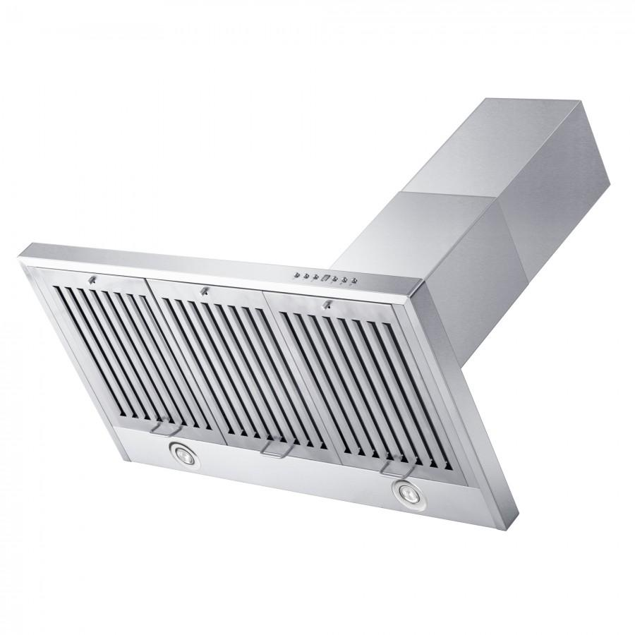 "ZLINE 30"" Stainless Steel Wall Range Hood KB-30 - Farmhouse Kitchen and Bath"