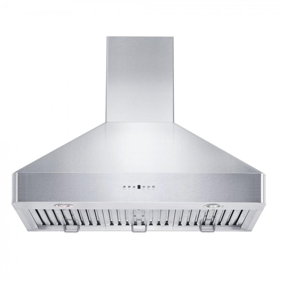 "ZLINE 30"" Stainless Steel Wall Range Hood, KF2-30 - Farmhouse Kitchen and Bath"