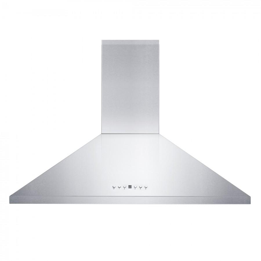 "ZLINE 36"" Stainless Steel Wall Range Hood KL2-36 - Farmhouse Kitchen and Bath"