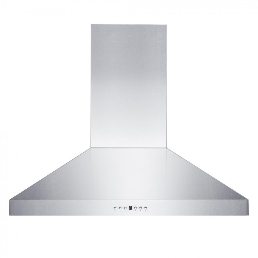 "ZLINE 42"" Stainless Steel Wall Range Hood KL3-42 - Farmhouse Kitchen and Bath"