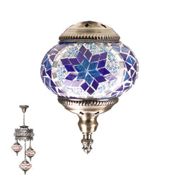 3 Globe Ceiling Hanging Lamp 958