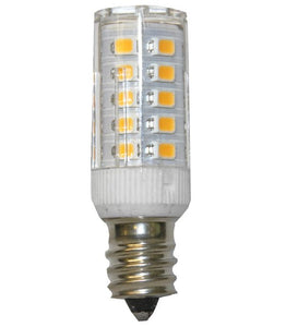 5 Pack- LED  Bulb- E12 Candelabra-USA