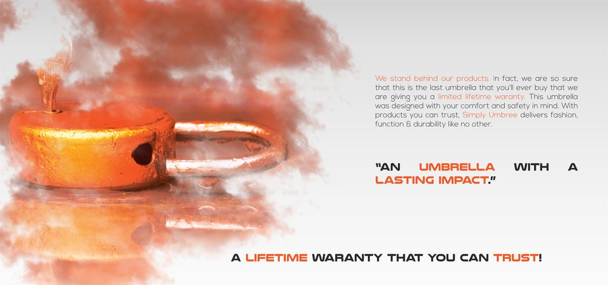 Slider Image: A Limited Lifetime Warranty That You Can Trust!