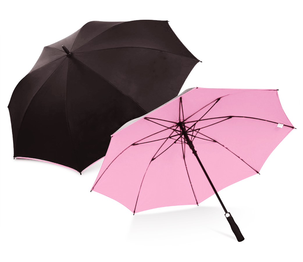 Pink Simply Umbree Golf Umbrella