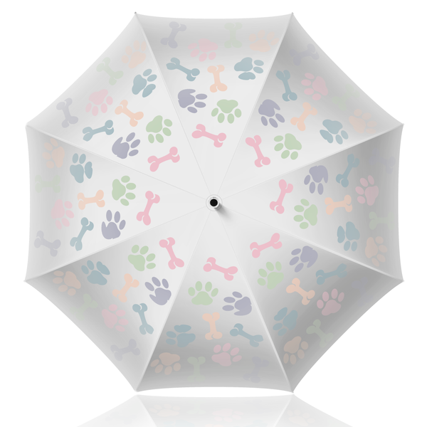Pet Lovers Color Changing Folding Umbrella