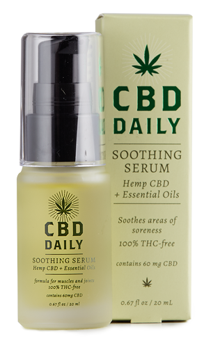 Soothing Serum - CBD Daily