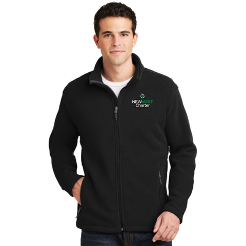 PRO FLEECE FULL-ZIP JACKET - ADULT