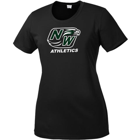 Athletics - Ladies Dri-Fit Tee Shirt