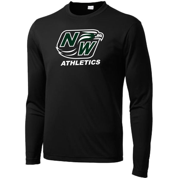 Athletics - NEW Long Sleeve Dri-Fit Tee