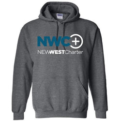 NWC + PLUS Applique Hoodie