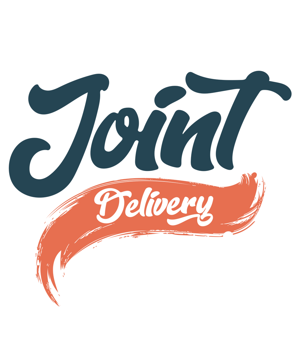 Joint Delivery Co. Hoodie Sweatshirt Package