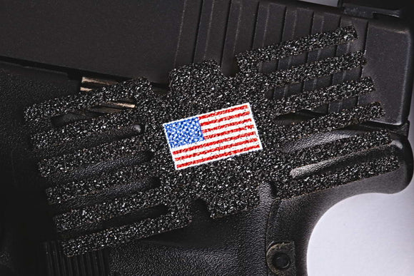 USA Color Flag Slide Grip Tape - V Development Group edc glock shirt carry aiwb appendix belt rmt tourniquet