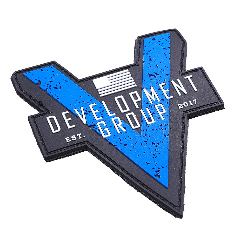 New Logo Patch - V Development Group edc glock shirt carry aiwb appendix belt rmt tourniquet