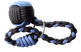 Thin Blue Line Monkey Fist