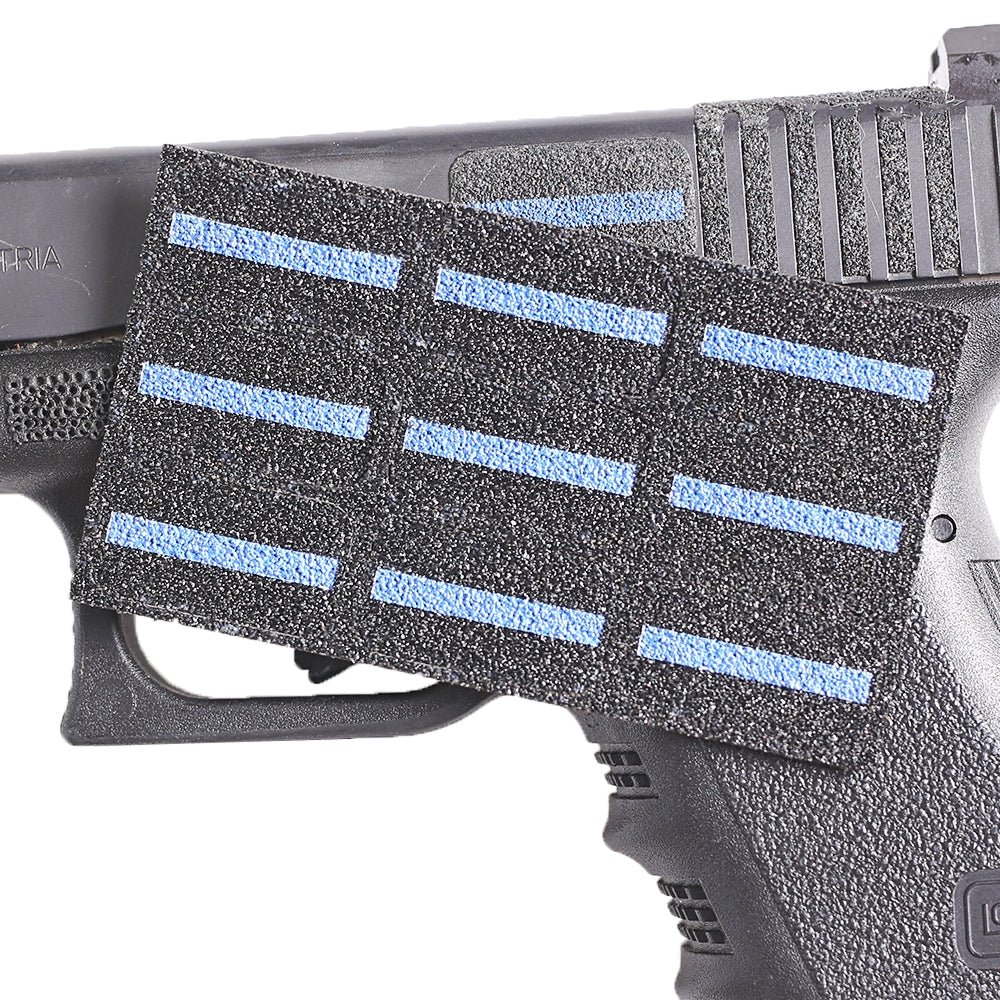 Slide Grip Art Panels - Sheets - V Development Group edc glock shirt carry aiwb appendix belt rmt tourniquet