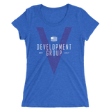 New Logo Shirt - Women's - V Development Group edc glock shirt carry aiwb appendix belt rmt tourniquet