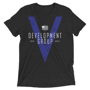 New Logo Shirt - Men's - V Development Group edc glock shirt carry aiwb appendix belt rmt tourniquet