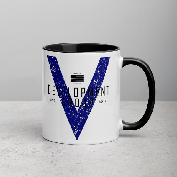 Logo Mug 11oz - V Development Group edc glock shirt carry aiwb appendix belt rmt tourniquet