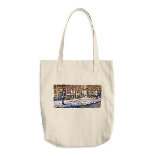 Fearless Girl Tote