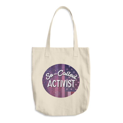 So-Called Activist Tote